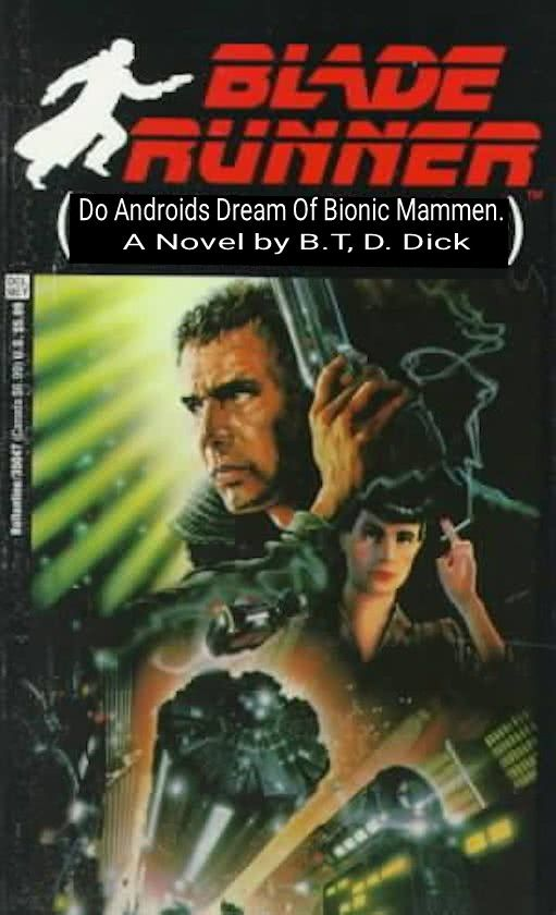 Do Androids Dream Of Bionic Mammen